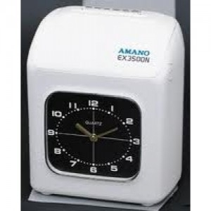 Time recorder-Amano-EX3500N-300x300x
