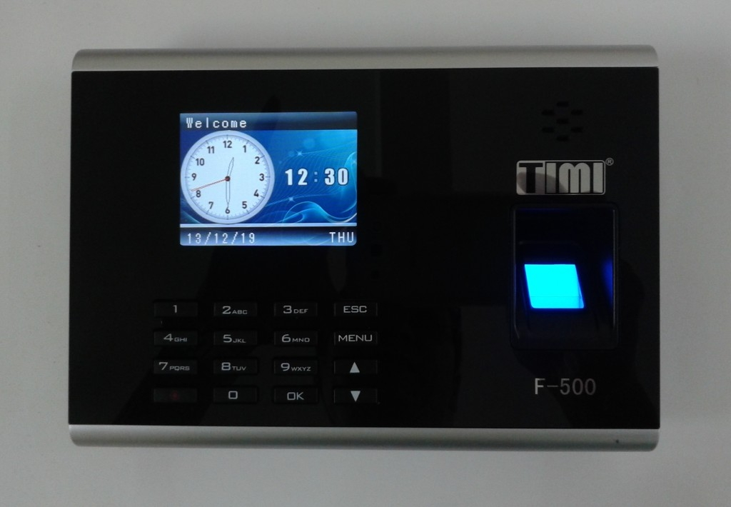 Fingerprint Time Attendance Malaysia | Time Clock System |