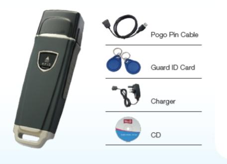 Guard Tour System Guard Patrol System Clocking Security