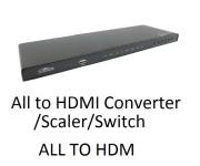 KA 025 All to HDMI Converter