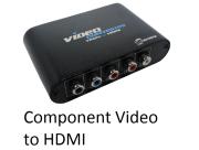 Kameha KA005 COMPONENT TO HDMI CONVERTER