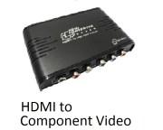 Kameha KA006 HDMI TO COMPONENT CONVERTER
