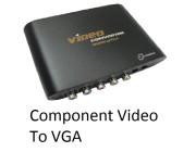 Kameha KA007 COMPONENT TO VGA CONVERTER