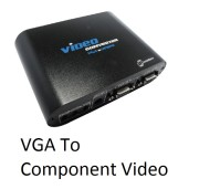 Kameha KA008 VGA TO COMPONENT CONVERTER