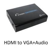 Kameha KA020 HDMI to VGA+Audio Downscaler
