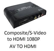 Kameha KA021 S-Video to HDMI